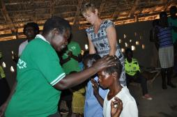 "Decisions made / needs raised / after Dan had the privilege of sharing at Tetugu Baptist Chruch (Tetugu ""Under the Palm"")"