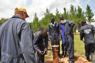 Stream of Life Water Drilling Project