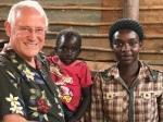 Pastor Rich, Debra & Gift