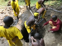Digging Deeper - a Well in Kasesse
